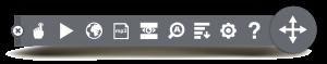 BrowseAloud toolbar image